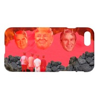 The Hall of Shame Presidential Edition (collage) iPhone 8/7 Case