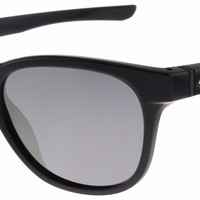 Oakley Stringer Sunglasses OO9315-03 Polished Black | Black Iridium Lens | BNIB