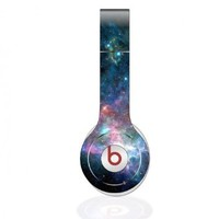 Space Nebula 8 Designed Decal Skin for Beats Solo HD Headphones by Dr. Dre