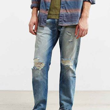 Levi's 501 Custom Tapered Sonoma Repair Jean