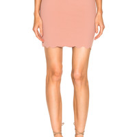 Marysia Swim Montauk Skirt in Pink | FWRD