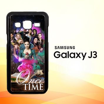Once Upon A Time E0297  Samsung Galaxy J3 Edition 2015 SM-J300 Case