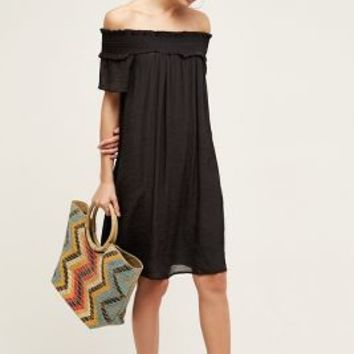 Amadi Praslin Off-The-Shoulder Dress