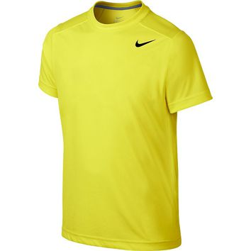Nike Solid Legacy Tee - Boys 8-20, Size:
