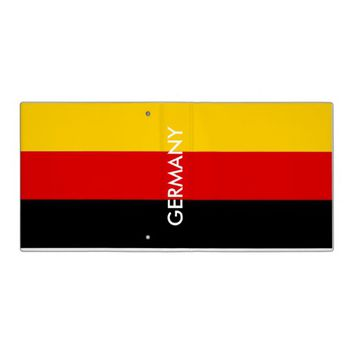 Binder with Flag of Germany