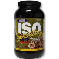 Ultimate Nutrition Iso Sansetion 93% Price Reviews SideEffects India - Mouzlo.com