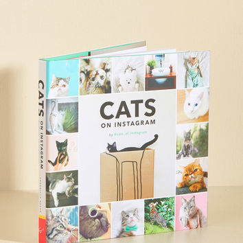Cats of Instagram | Mod Retro Vintage Books | ModCloth.com