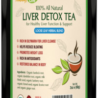 Liver Detox and Cleanse Tea