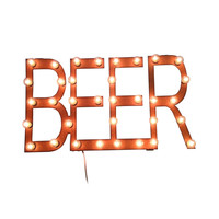 Beer Here Marquee