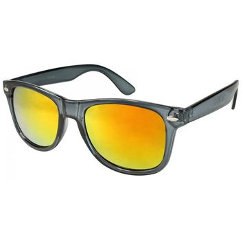 """The Dude"" Mirrored Retro Sunglasses"