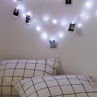 Galaxy Clips String Lights | Urban Outfitters