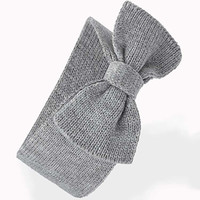 Cozy Bow Headwrap