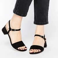 ASOS | ASOS FEARNE Two Part Sandals at ASOS