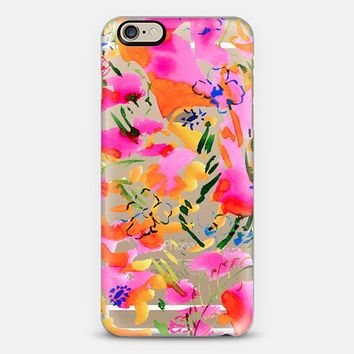 Persephone Floral iPhone 6 case by Aaryn West | Casetify