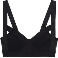 VPL | INSERTION BRA W: BLACK