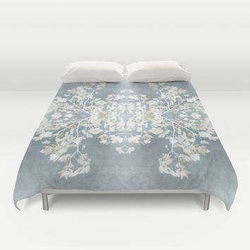 Medaillon Duvet Cover by aRTsKRATCHES