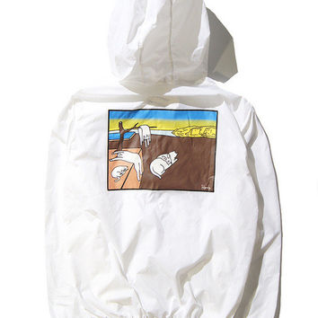 Women & Men RIPNDIP Rashguard Windbreaker [9273769479]