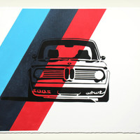 Manual Designs Stencil Car Prints