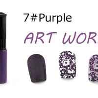 Great quality nail stamp polish 1 Bottle