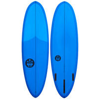 "Regular Surfboards Eggular 6'2"" Surfboard"