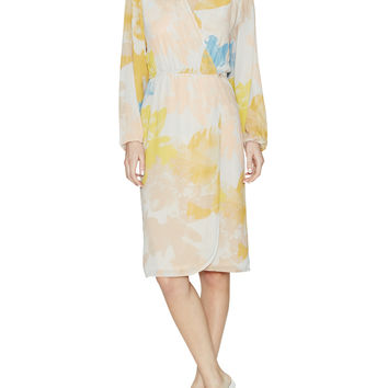 Pama Pop Wrap Dress