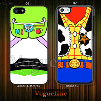 Toy story iPhone 5 case iPhone 5c case iPhone 5s case iPhone 4 case iPhone 4s case, Phone covers, Toy story --VA198
