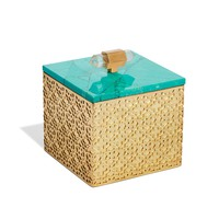 Brass Decorative Boxes in Mother of Pearl   Kendra Scott
