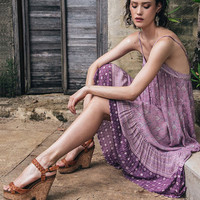 Summer dress Casual hippie women dresses