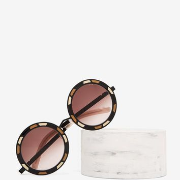 Pared Sonny & Cher Circle Shades