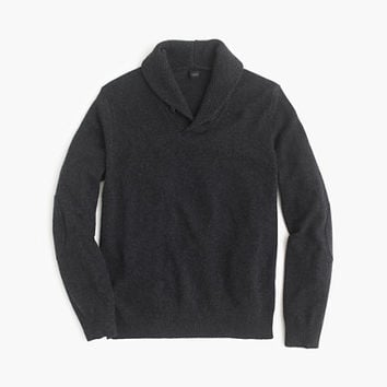 J.Crew Mens Slim Softspun Shawl-Collar Sweater