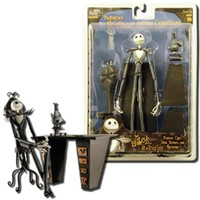 Nightmare Before Christmas: Series 6 Jack with Desk Action Figure