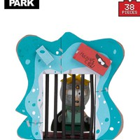 """South Park """"Professor Chaos"""" Butters with Holding Cell Micro Construction Set"""