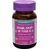 FutureBiotics Hair Skin and Nails - 75 Tablets