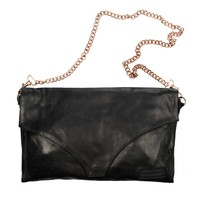 212 LEATHER CLUTCH