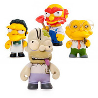 The Simpsons Mini Figures Series 2 - buy at Firebox.com