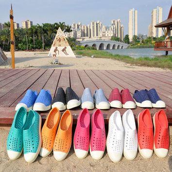 Multicolor Native Garden Shoes Size 35-44 for Summer Men Women [6440030401]