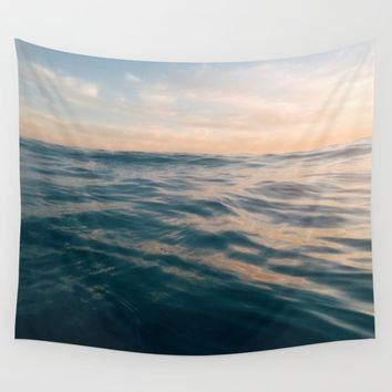 Now & Then Wall Tapestry by Brian Biles   Society6