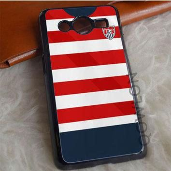 CREYONS US Soccer Jersey New Samsung Galaxy Core 2 Case