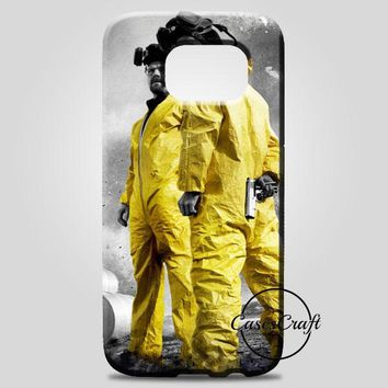 Breaking Bad Yellow Costums Samsung Galaxy Note 8 Case | casescraft