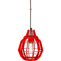 cage fuel pendant lamp in all lighting | CB2
