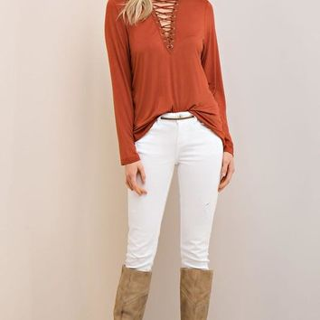All Things Fall Top - PREORDER