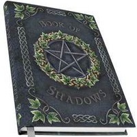 Ivy Book of Shadows journal