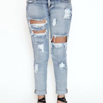 Ex Boyfriend Jeans | Sneak Peek