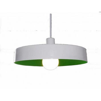 D600mm Nordic modern concise innovative countryside vintage industrial pendant lamp light