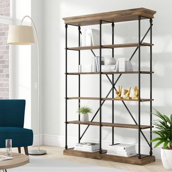 Beckwith Etagere Bookcase