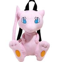 Pokémon Mew Plush Backpack