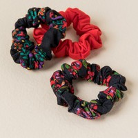 Retro Bands by Natural Life in Floral Red
