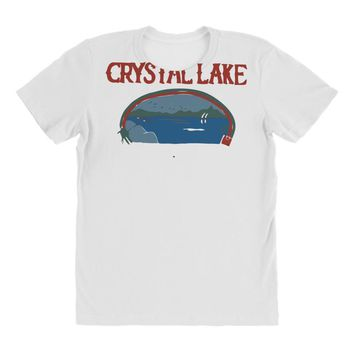 camp crystal lake All Over Women's T-shirt