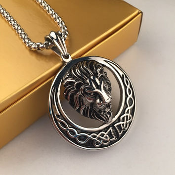 Gift Shiny Jewelry New Arrival Korean Casual Fashion Club Accessory Stylish Stainless Steel Necklace [6542786755]