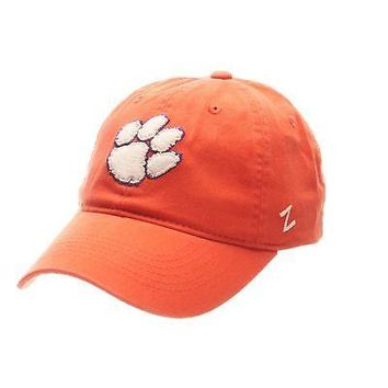 Licensed Clemson Tigers Official NCAA Scholarship Adjustable Hat Cap by Zephyr 091463 KO_19_1